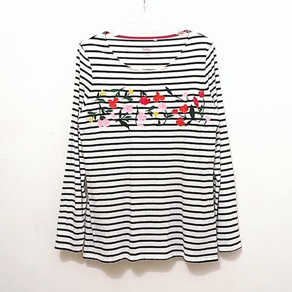57e7c5aa34 Boden Floral Embroidered Striped Shirt Tunic. Boden.  M_5cae467d1153ba1f04ca40f7. M_5cae467dd948a10ca6882e52.  M_5cae467effc2d42e26321252